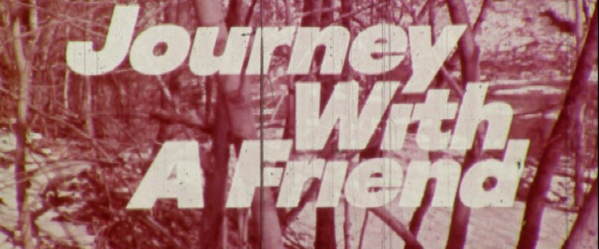 Journey With A Friend title screen